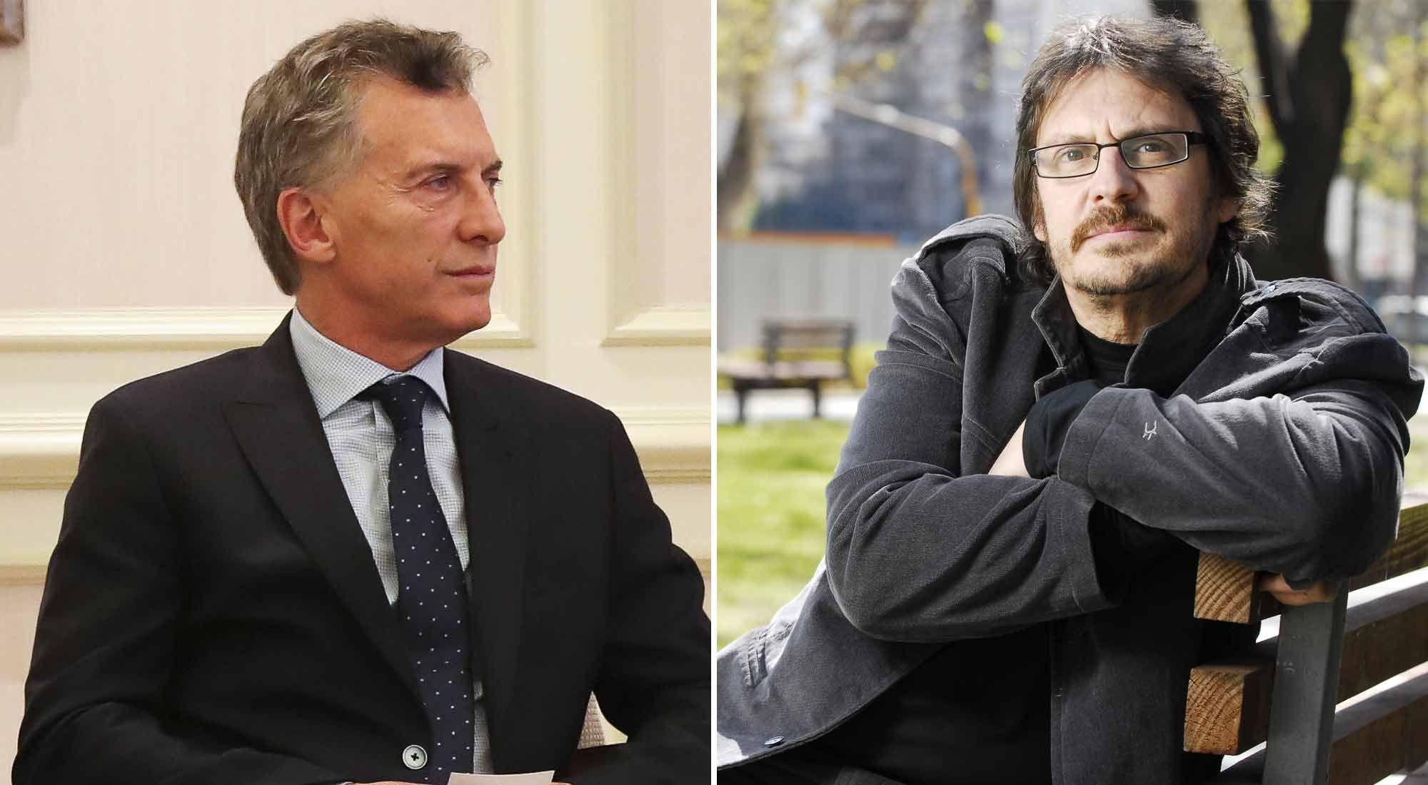 Mauricio Macri quiso hacer historia y Felipe Pigna lo corrigió por twitter