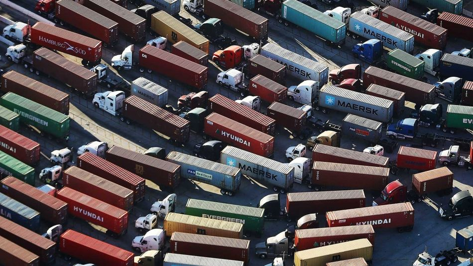 China And U.S. Continue To Ramp Up Trade War, Trading A Round Of New Tariffs