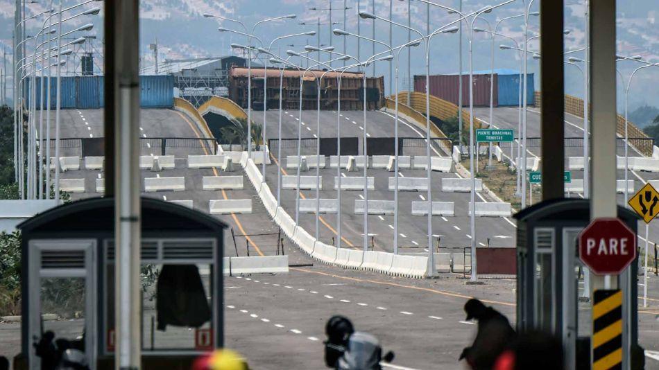 Frontera Venezuela 02212019