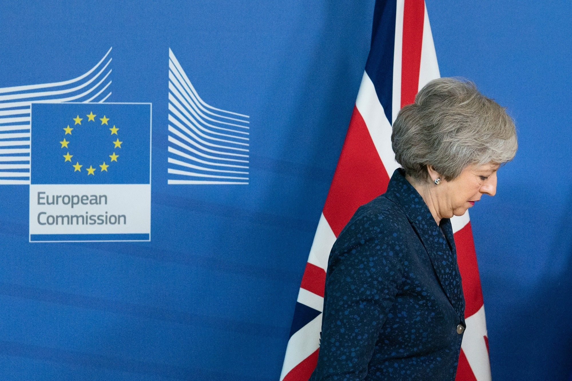 U.K. Prime Minister Theresa May Seeks Escape From Brexit Backstop 'Trap'