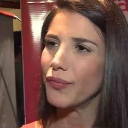 La actriz criticó la gestión de Cambiemos.