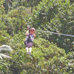 Canopy, una experiencia inolvidable en la reserva Intillacta.