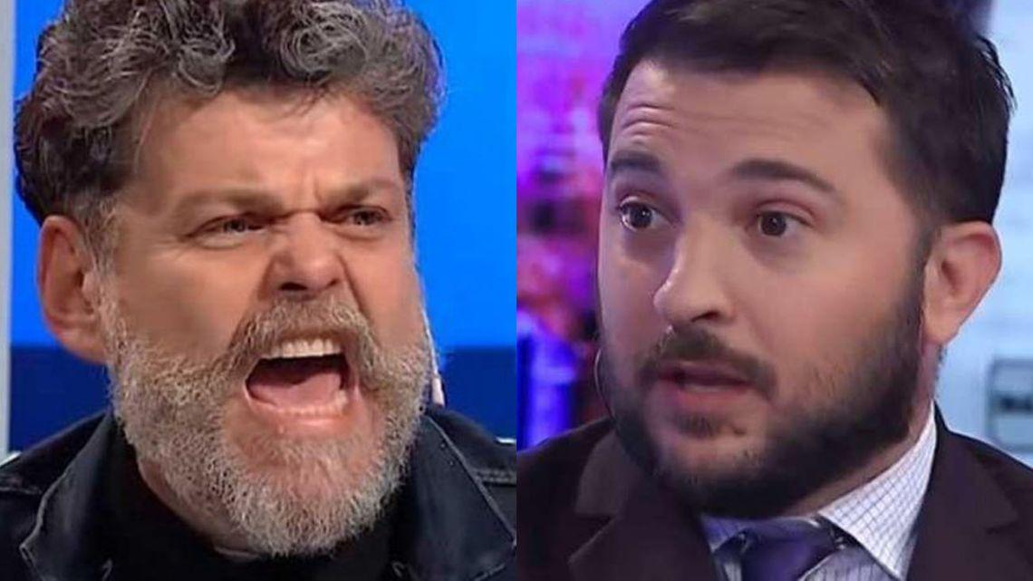 Alfredo Casero liquidó a Brancatelli y el periodista le respondió