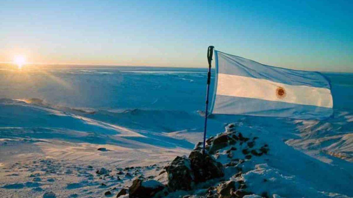 Hoy se cumplen 115 de presencia argentina ininterrumpida en Antártida