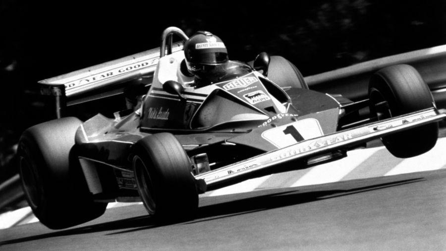 Niki Lauda festeja 70 años