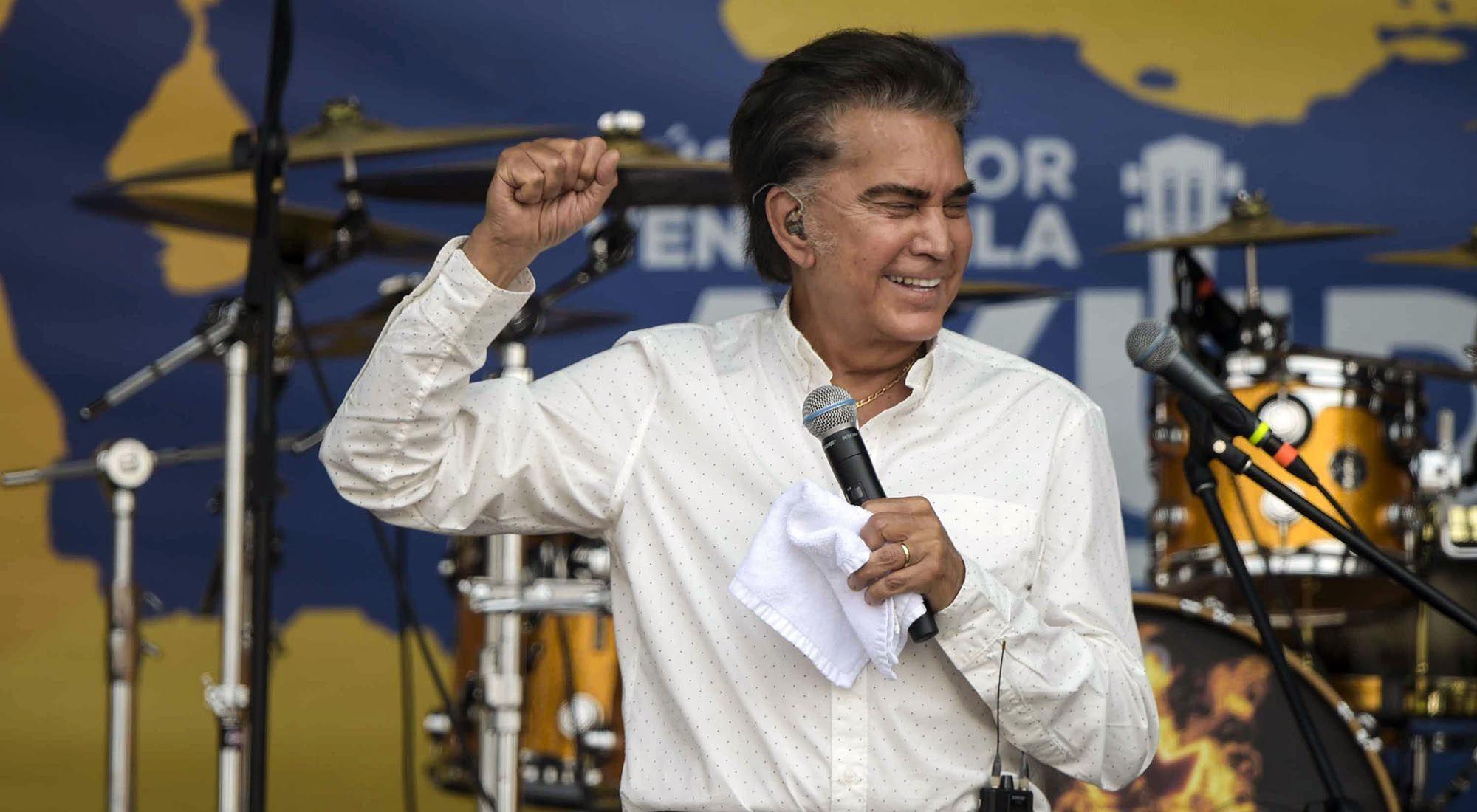 Música y extrema tensión a cada lado de la frontera Colombia-Venezuela