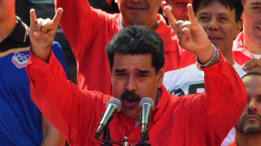 MADURO É ACUSADO DE PAGAR POR SACRIFÍCIOS HUMANOS EM CUBA