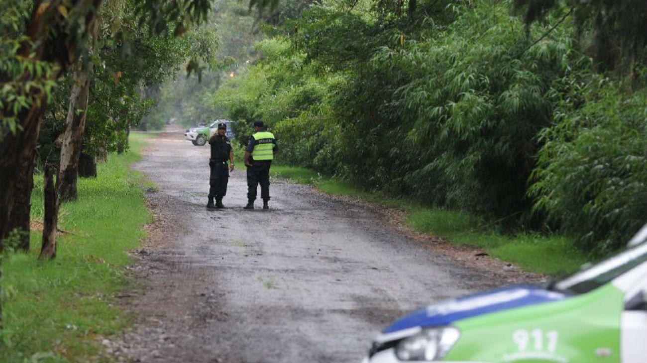 Fotos Cómo Es El Lugar Donde Apareció Muerta Natacha Jaitt Perfil