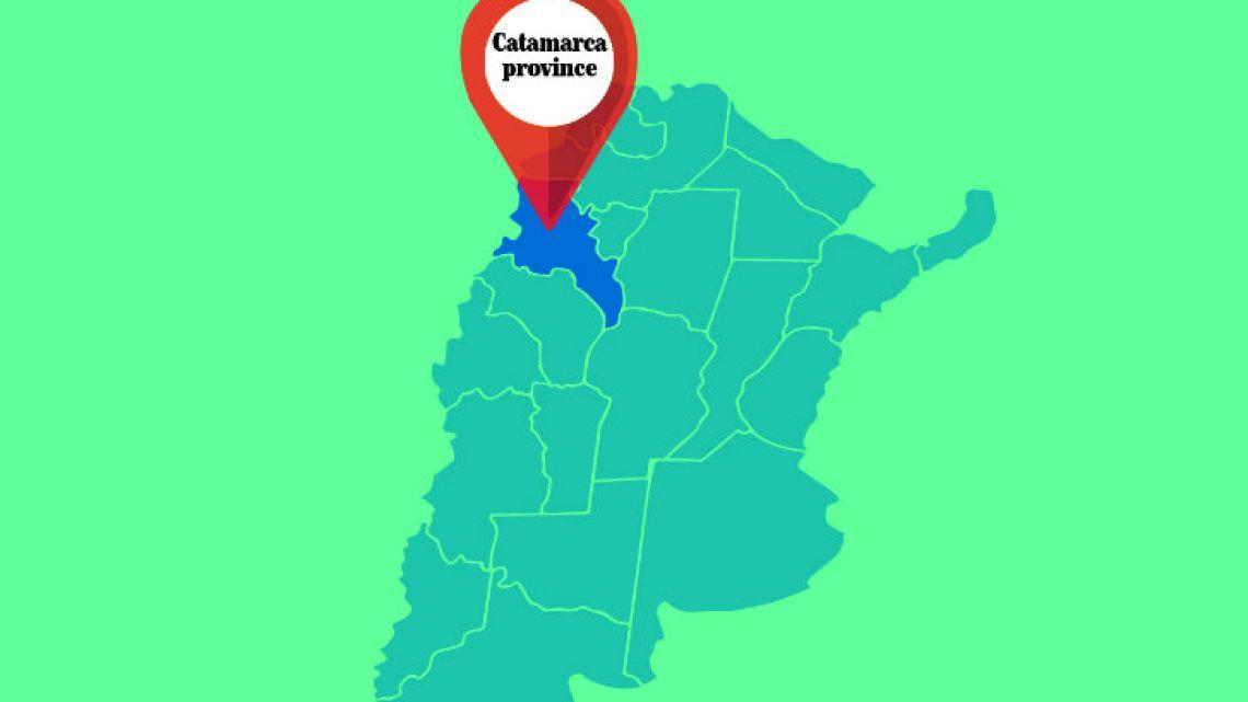 Catamarca province.