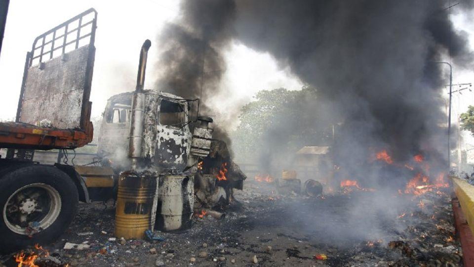 23_02:2019 camiones venezuela