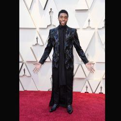 Chadwick Boseman protagonista de Black Phanter