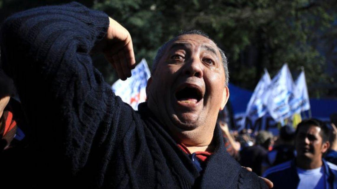 Luis D'Elia.