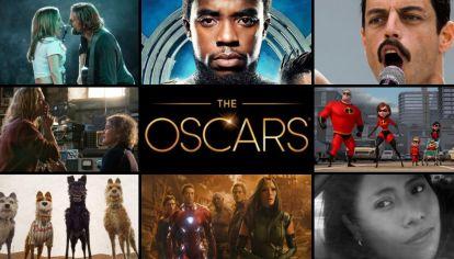 Las candidatas al Oscar que ya están en streaming.