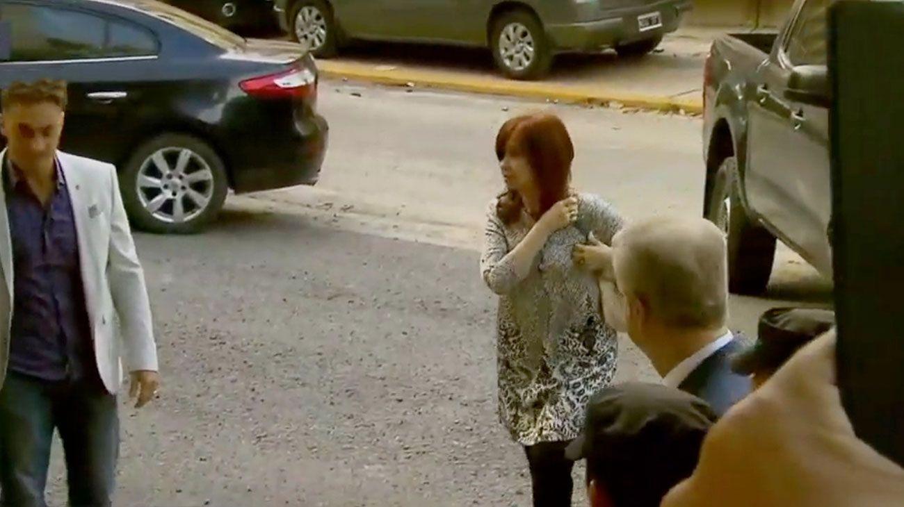 Cristina Kirchner mantiene su viaje a Cuba tras la muerte de su madre