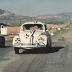 Volkswagen Type 1 Beetle Model 117 'Herbie' de 1963.