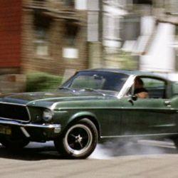 Ford Mustang GT Fastback (Bullitt) 1968.