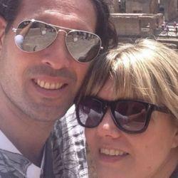 Chiquito Bossio perdió a su mujer en el momento del parto.