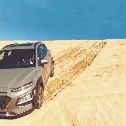 Contacto exclusivo con el SUV que marca un nuevo camino para la empresa coreana.