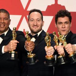 Las mejores fotos de los Oscars 2019