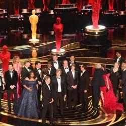 Green Book, ganadora a mejor película.