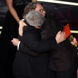 Alfonso Cuarón volvió a ganar como mejor director.