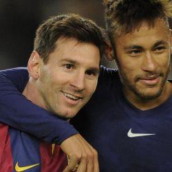 Neymar lloró al hablar de su relación con Lio Messi