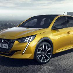 Nuevo Peugeot 208.