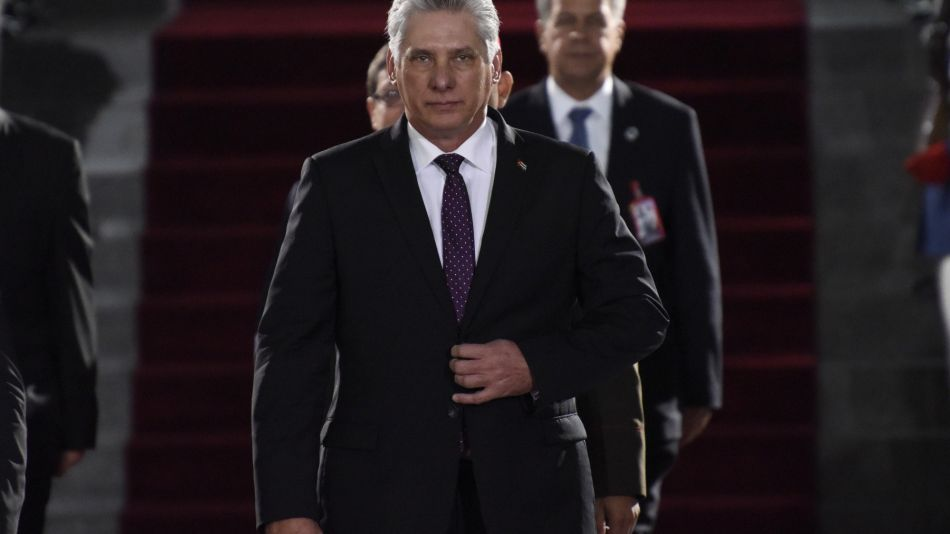 President Nicolas Maduro Inauguration Ceremony As Contested New Term Begins