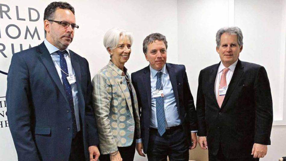 Sandleris, Lagarde, Dujovne y Lipton 02252019