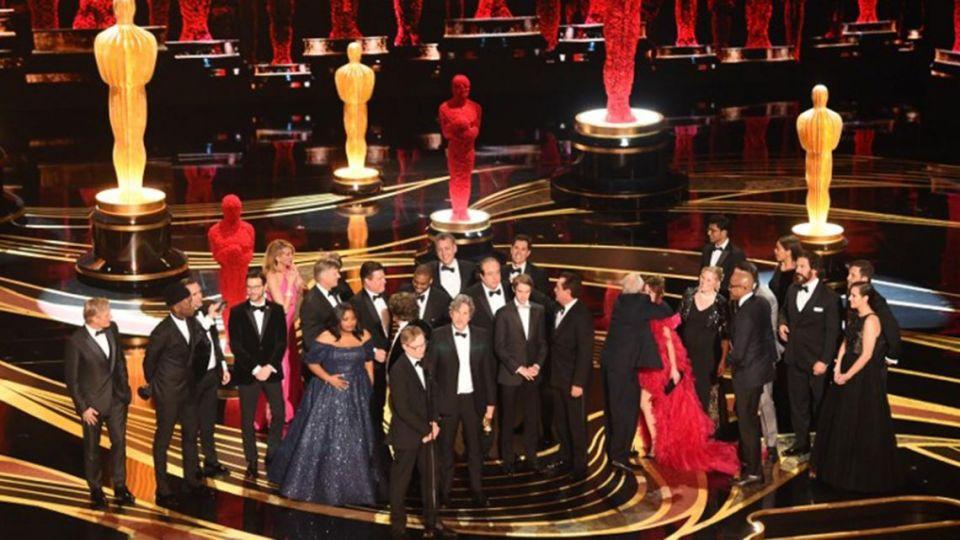 Las mejores fotos de los Oscar 2019