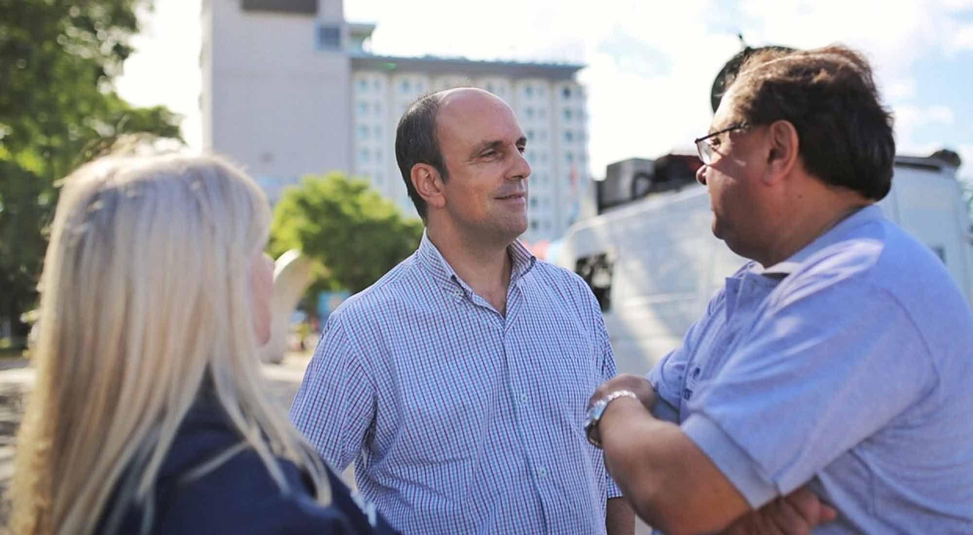 """El radical José Corral apuntó contra las PASO en Cambiemos: """"Primero la lista de unidad"""""""