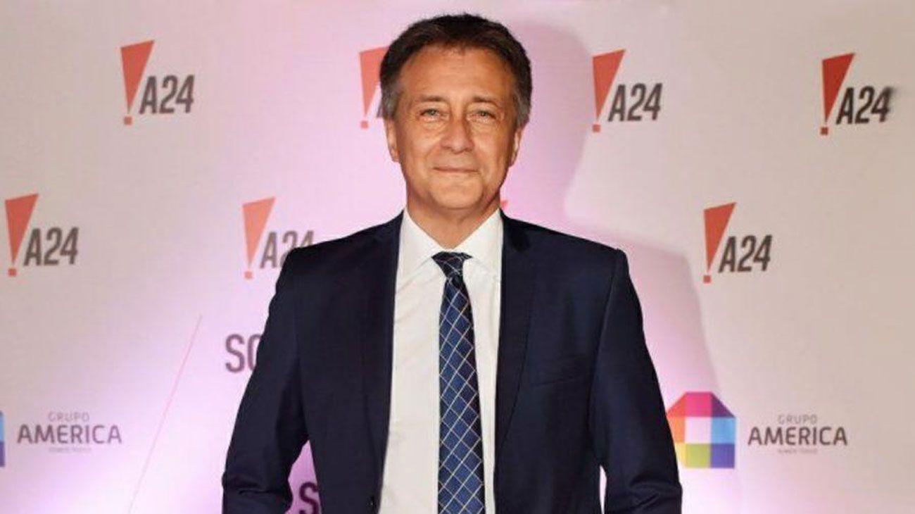 """Rolando Graña: """"D'Alessio era mi fuente pero yo no soy parte de sus negocios"""""""
