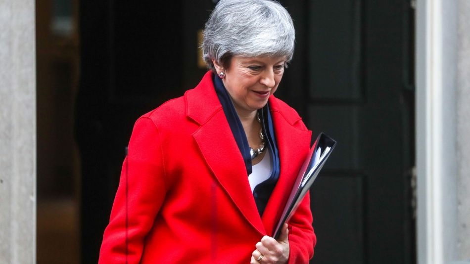 U.K. PM May Is Said To Consider Delay To Brexit Date
