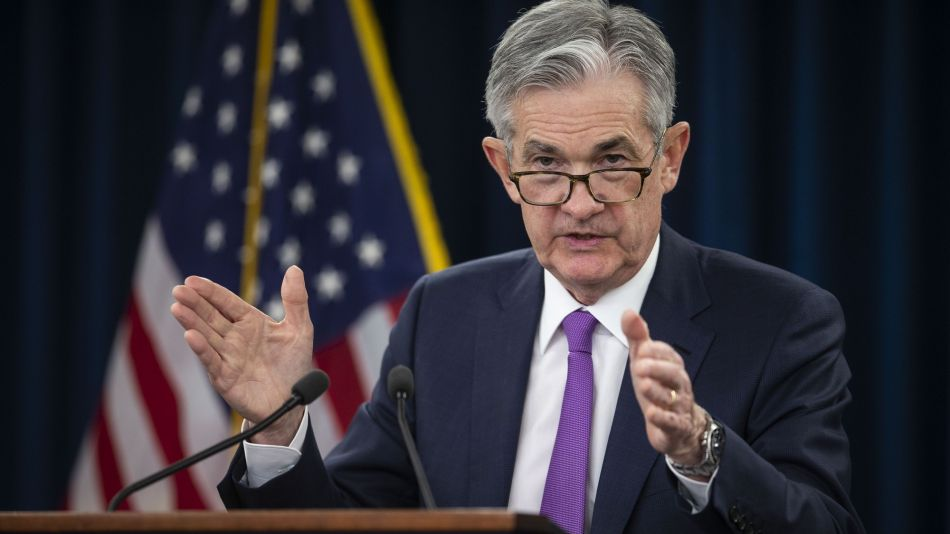 Fed Chairman Jerome Powell Holds News Conference Following FOMC Rate Decision