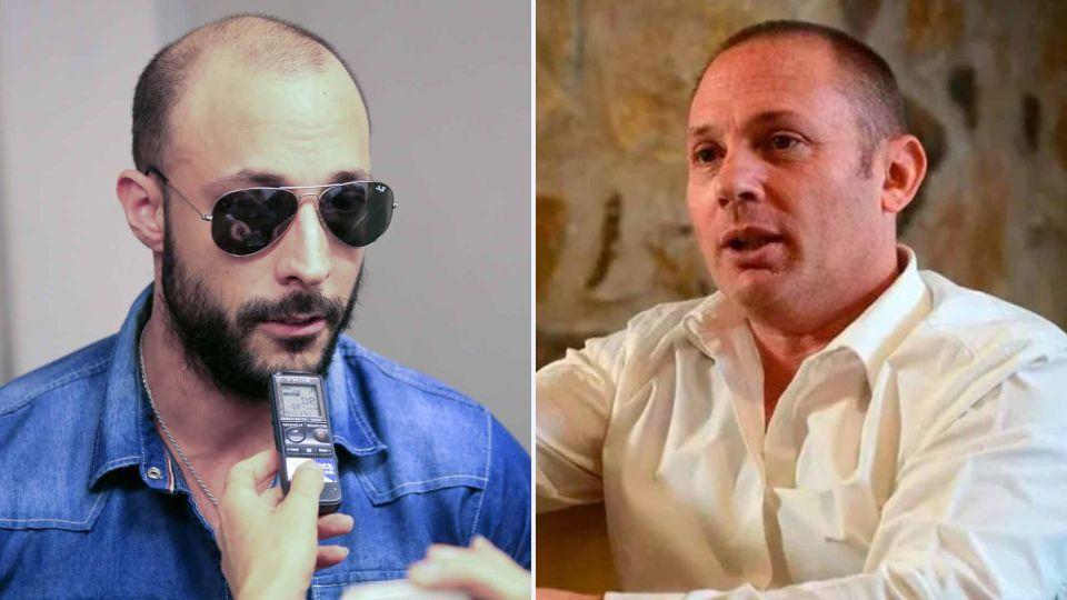 Leonardo Fariña y Marcelo D'Alessio 02262019