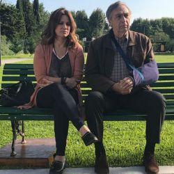 Nancy Dupláa y Luis Brandoni protagonizan El Retiro