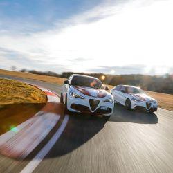 Giulia, Stelvio y Giuletta, los modelos con modificaciones que presentará Alfa Romeo en Ginebra