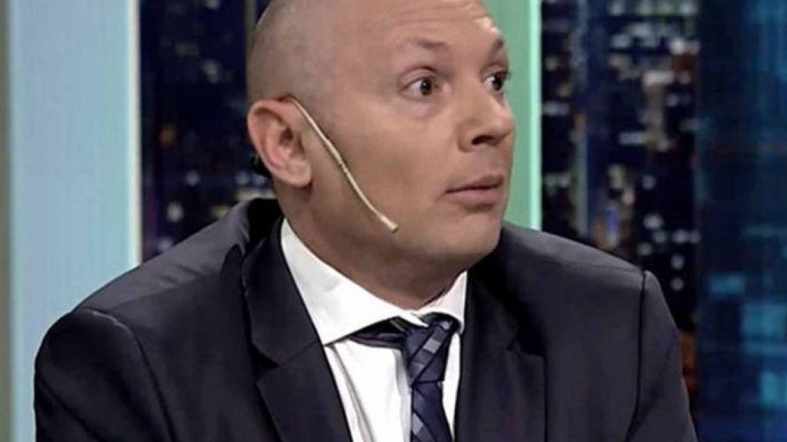 Marcelo D'Alessio.