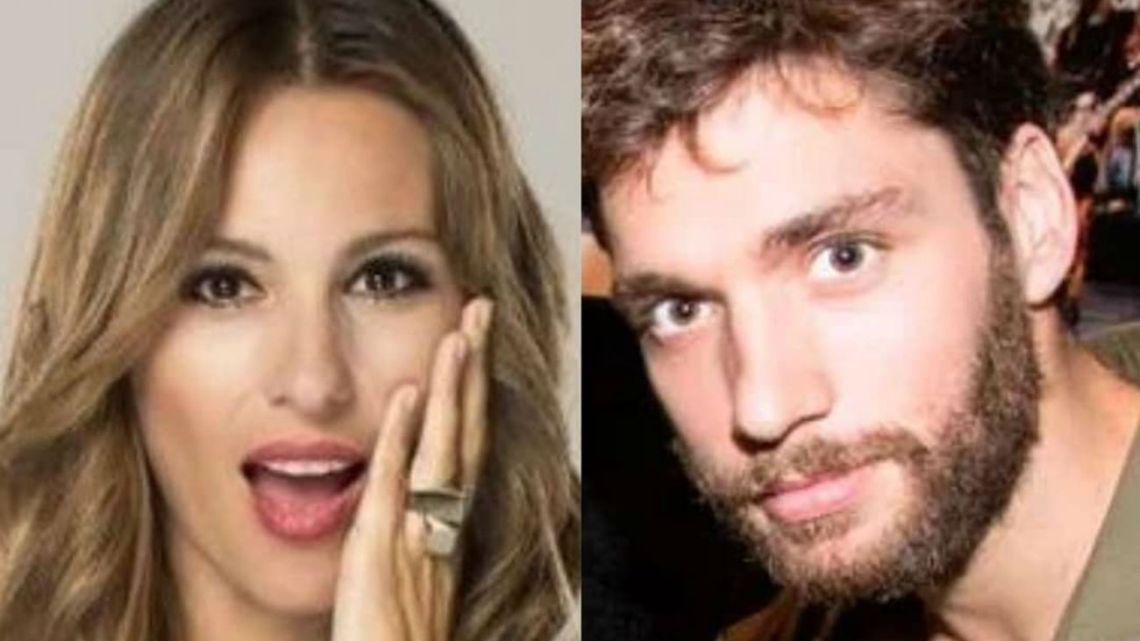 Pampita habló de su romance con Mariano Balcarce