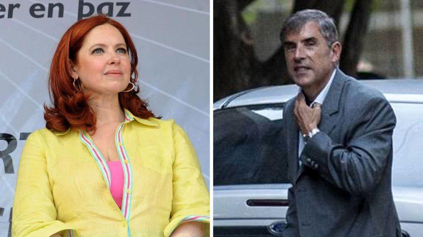 Fiscal pide llevar a juicio a Andrea del Boca y De Vido