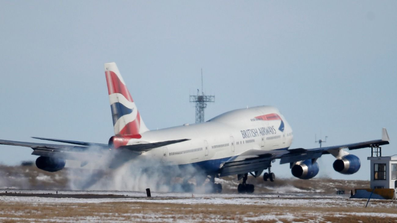 Así son los Boeing 777 que compró British Airways.