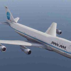El famosos Boeing 747 fue todo un hito en la industria aeronáutica comercial.