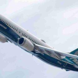 El innovador Boeing 737 MAX 7 es capaz de realizar un despegue casi vertical.