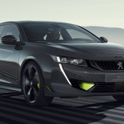 Concept 508 Peugeot Sport Engineered.