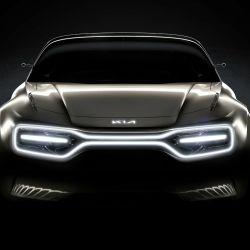 Kia presentará en Ginebra un nuevo concept car eléctrico.