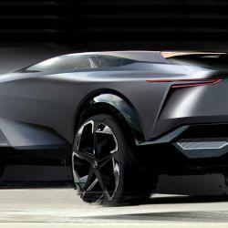 Nissan IMQ concept.