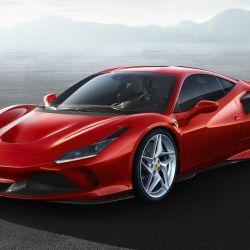 La Ferrari F8 Tributo se estrenará en marzo el Salón de Ginebra.
