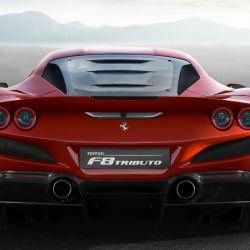 La Ferrari F8 Tributo se estrenará en marzo en el Salón de Ginebra.