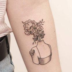 Los tatuajes con temática feminista son los más buscados en Pinterest