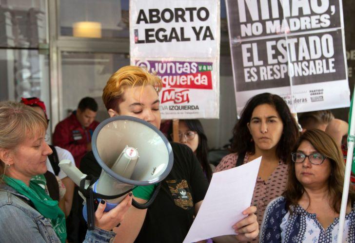Resultado de imagen para aborto niña en tucuman